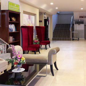 โรงแรมปาร์ควิวรีสอร์ท ที่พักมุสลิม ปัตตานี