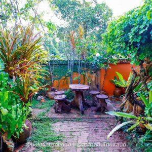 Yeemeen food garden – ร้านยีหมีนโภชนา