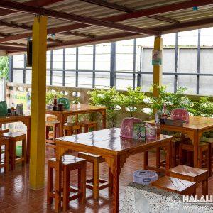 ครัวไม้หอม บ่อวิน ร้านอาหารฮาลาล ศรีราชา