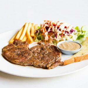 สเต็กบังพร  Steak Bung Phon ฮาลาล อ่อนนุช 55/2