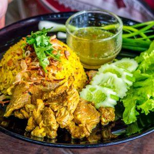 ฟาเนียข้าวหมก ร้านอาหารอิสลาม เพชรบูรณ์ ฮาลาล