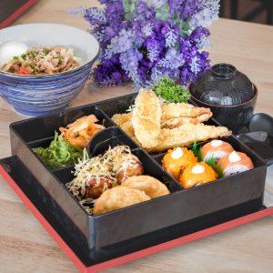 O-Bento Japanese Halal สาขาเลียบวารี 4