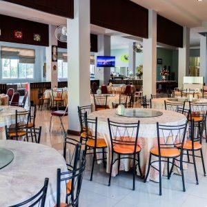 ห้องอาหารฝงหมิง ฮาลาล โรงแรมกรีนวิวเพลส เชียงราย