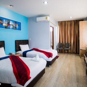 โรงแรมกรีนวิวเพลส ฮาลาล แม่สาย เชียงราย