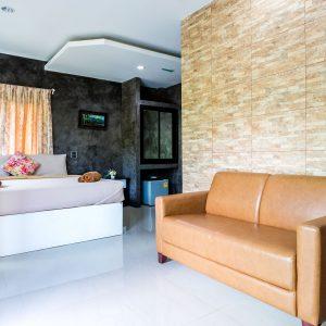 ต้นหาด รีสอร์ท บ่อแสน Tonhard Resort รีสอร์ทมุสลิม พังงา