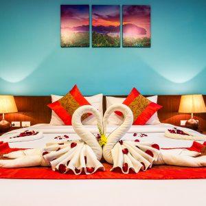 อันดามันเพิร์ล รีสอร์ท โรงแรมฮาลาลในอ่าวนาง กระบี่ น่าพัก