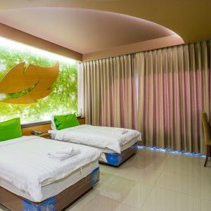 Aleaf Bangkok Hotel  โรงแรมมุสลิมหรู ย่านรามคำแหง ติดเดอะมอล ราม