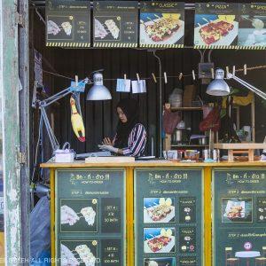 โรงอาหารราม่า Halal Food พัฒนาการ