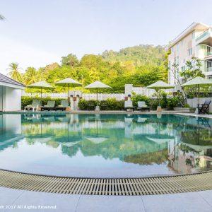 โรงแรม ดิ ปันตัย บูทิก บีช รีสอร์ต หาดกะหลิม ภูเก็ต