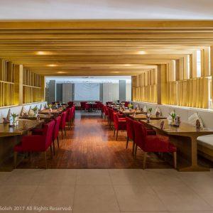 ห้องอาหารซันเซ็ท โรงแรมภูเก็ตเกรซแลนด์ รีสอร์ท แอนด์ สปา
