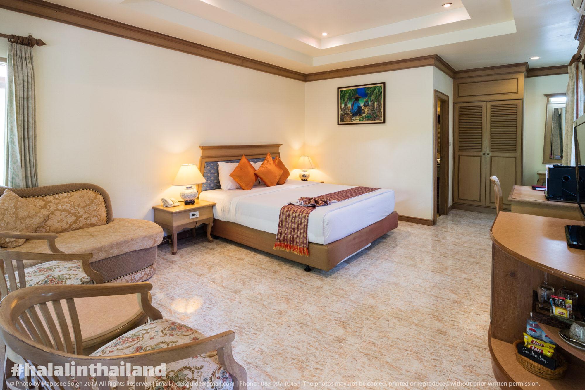 Sand Sea Resort Halal Hotel Krabi