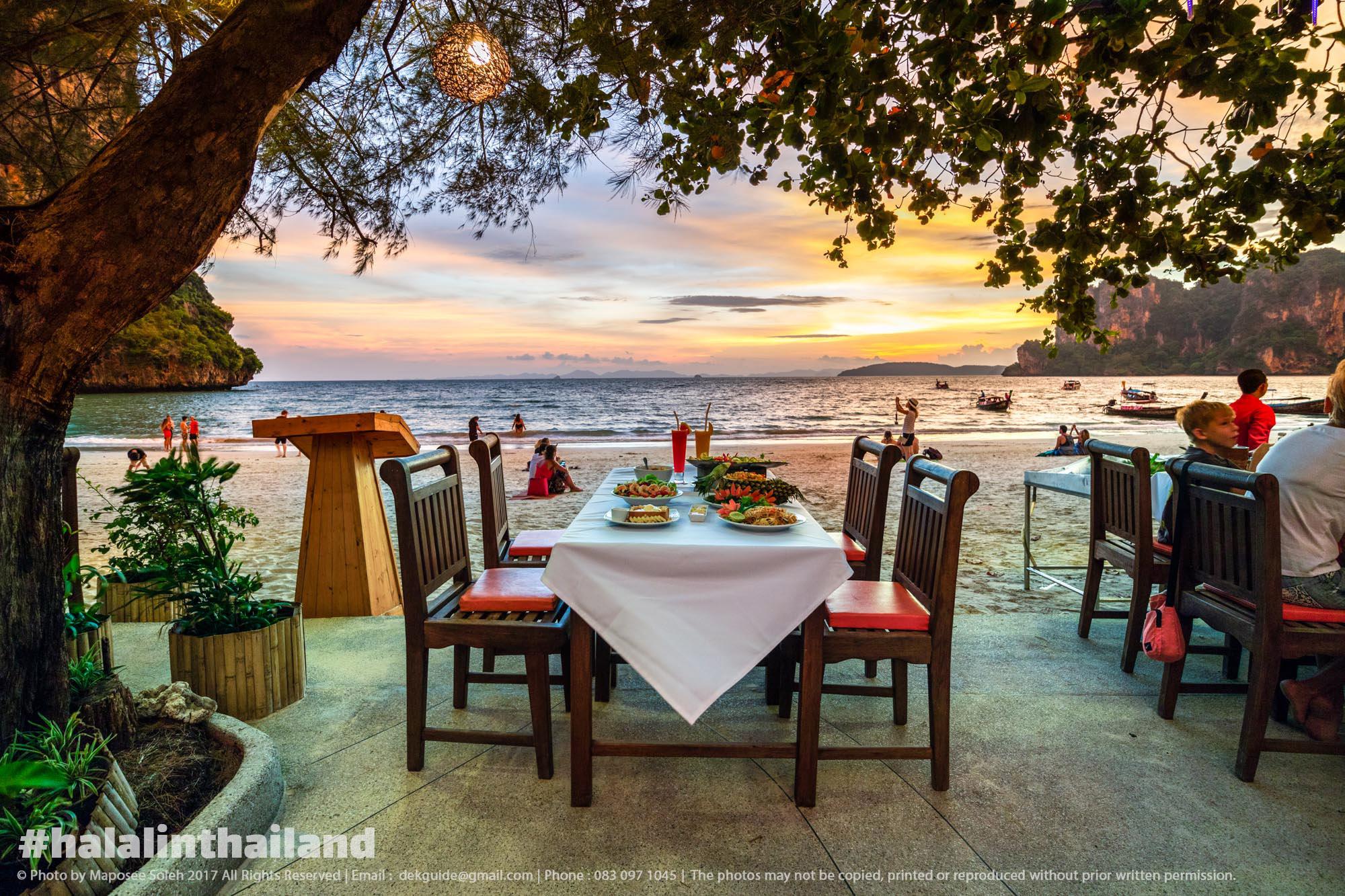 Sand Sea Resort and Spa Railay Krabi