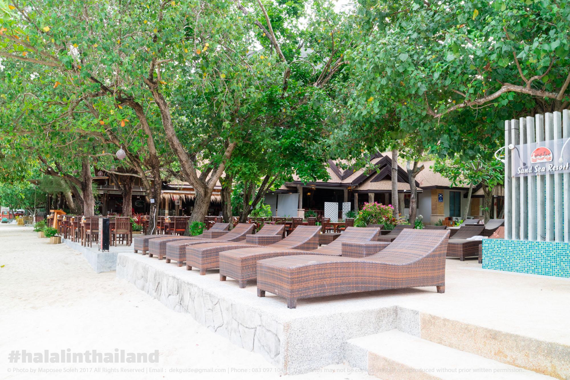 Sand Sea Resort&Spa Halal