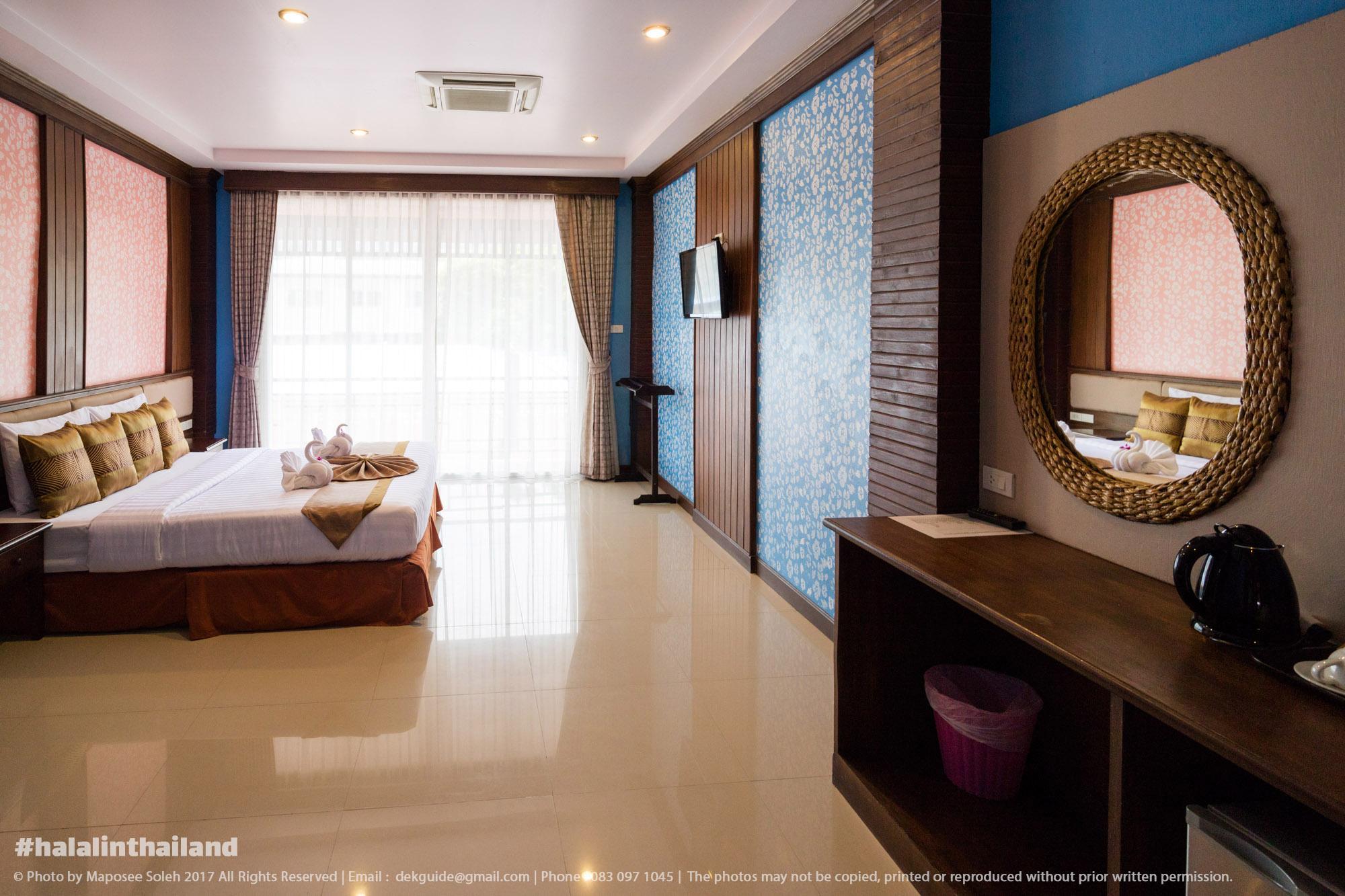 โคโค่ เบลล่า รีสอร์ท Coco Bella Resort โรงแรมฮาลาล