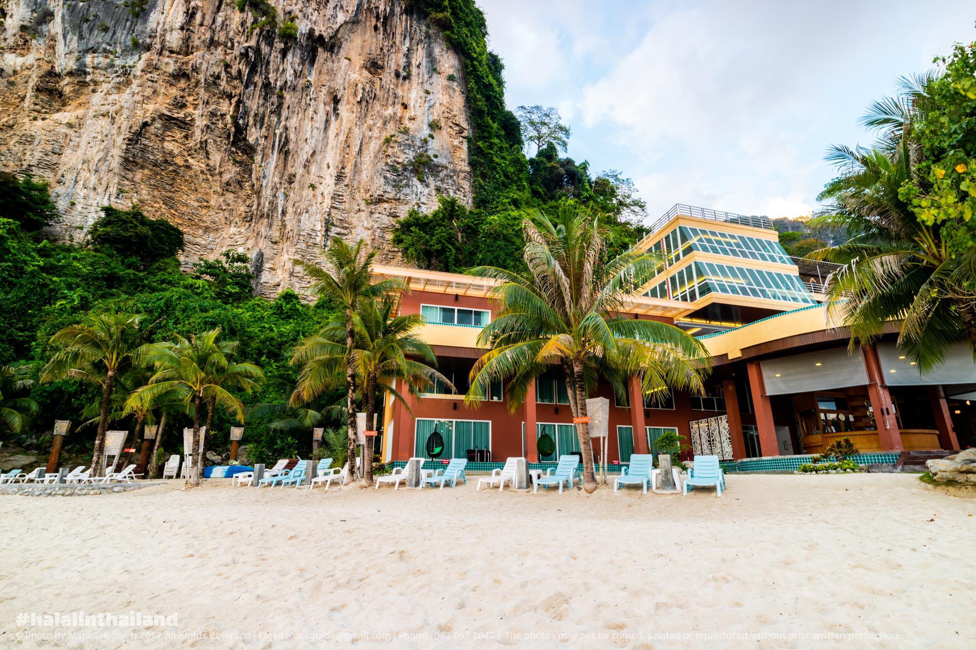 พีพี คลิฟ บีช รีสอร์ท Phi Phi Cliff Beach Resort