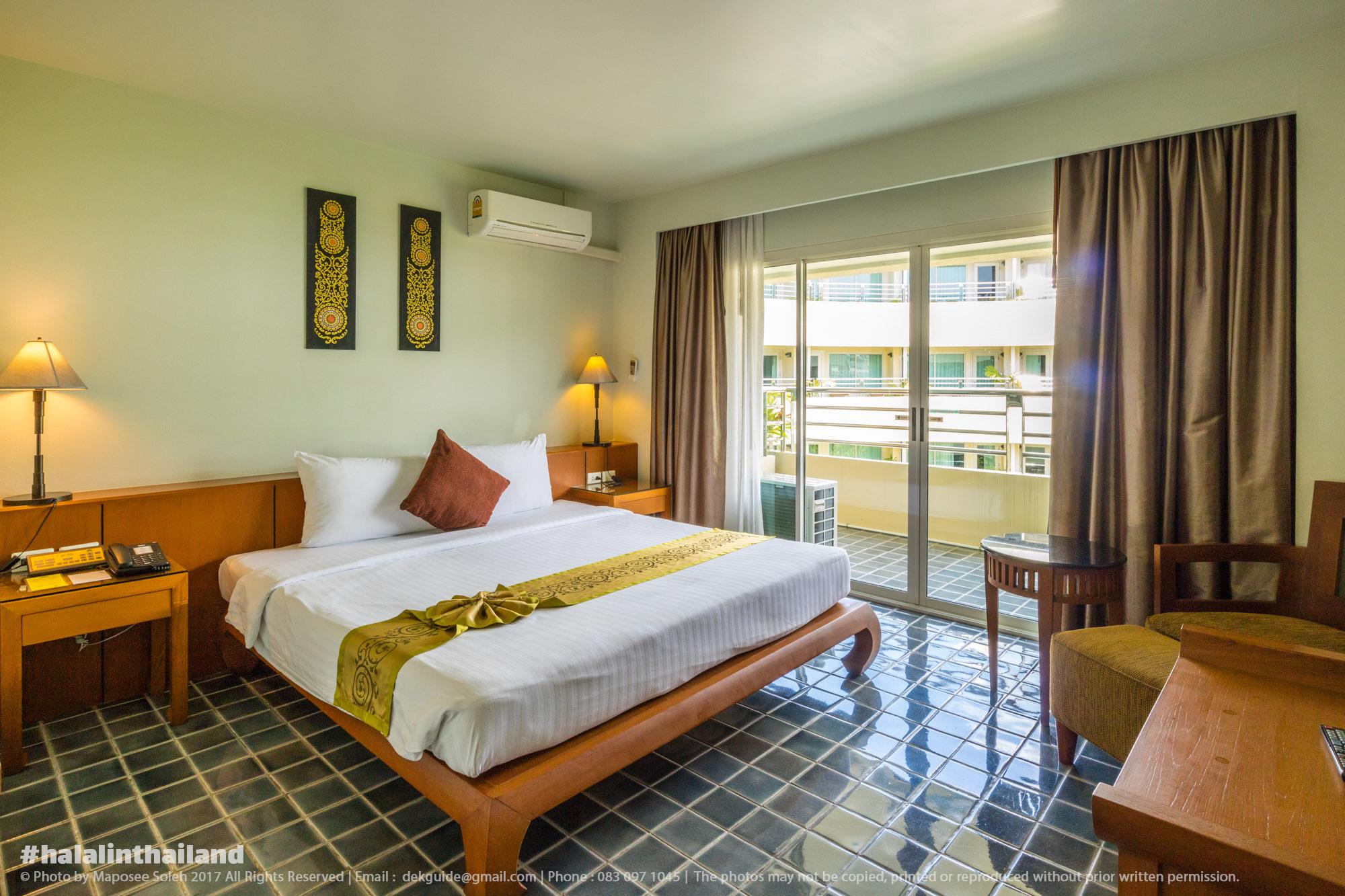 The Royal Paradise Halal Hotel Phuket