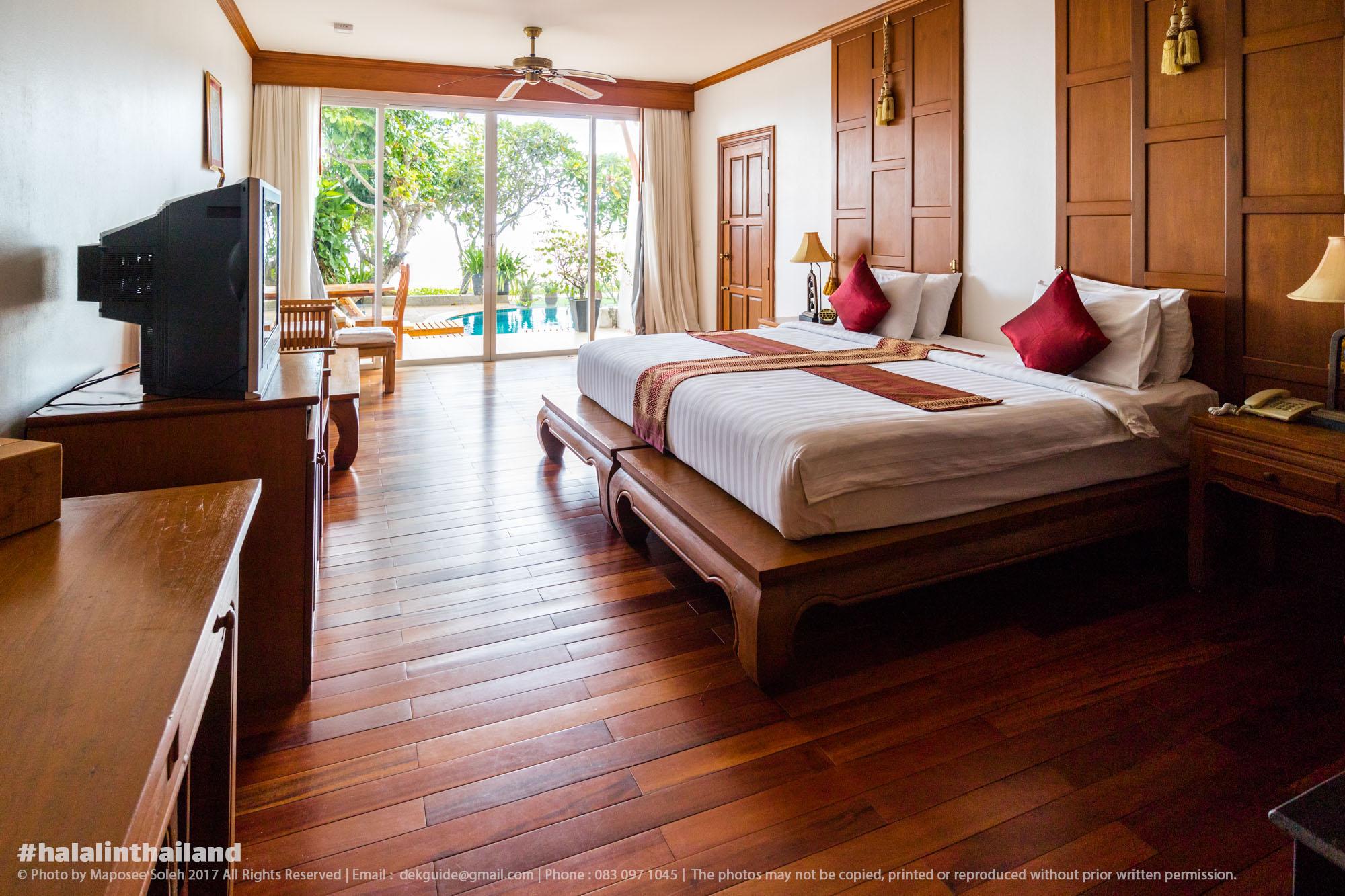 โรงแรมฮาลาล ภูเก็ต ลายาลีนา กมลา ภูเก็ต Layalina Hotel