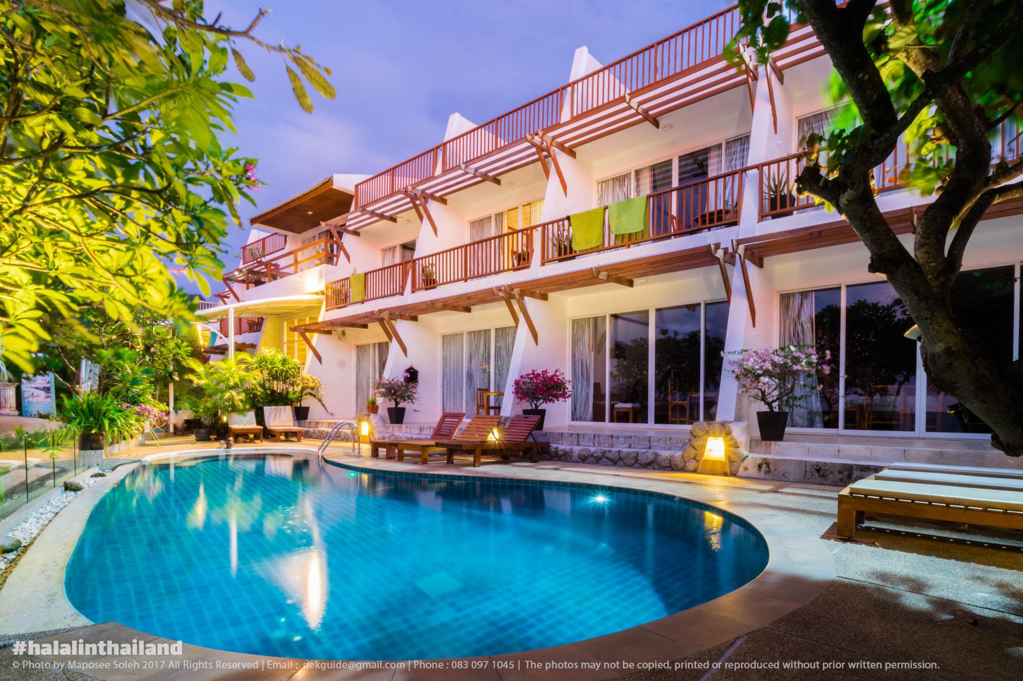 ลายาลีนา กมลา ภูเก็ต Layalina Hotel