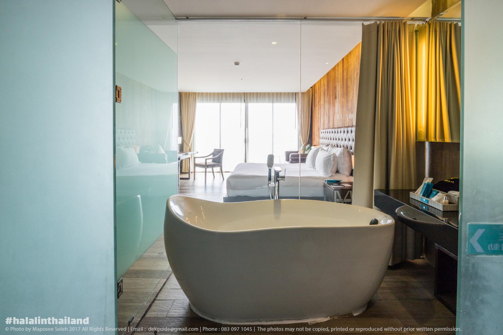 โรงแรม เลอ คอรัล ไฮด์อเวย์ บียอนด์ ภูเก็ต