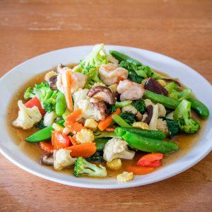 ครัวฮาวา เชียงใหม่ อาหารไทย ฮาลาล ช้างคลาน