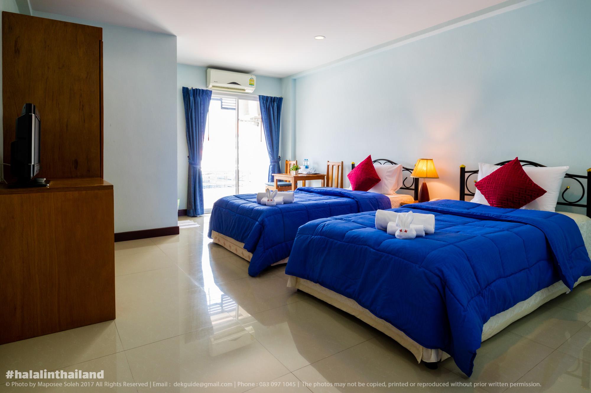 รายา ราไวย์ เพลส Raya Rawai Place Halal Hotel Phuket โรงแรมฮาลาล ภูเก็ต