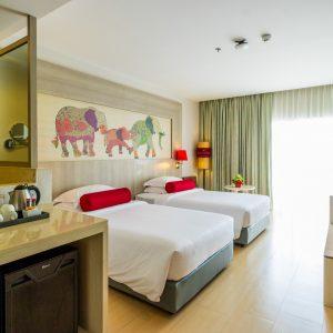 โรงแรมรามาด้า ภูเก็ต ดีวาน่า ป่าตอง