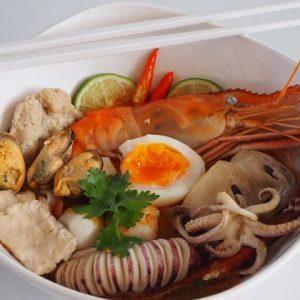 มากัน ก๋วยเตี๋ยวต้มยำ Makan Noodle ฮาลาล หาดใหญ่