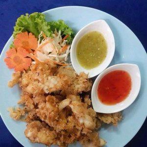 ร้านอาหารกัมปง Kam pung restaurant ฮาลาล