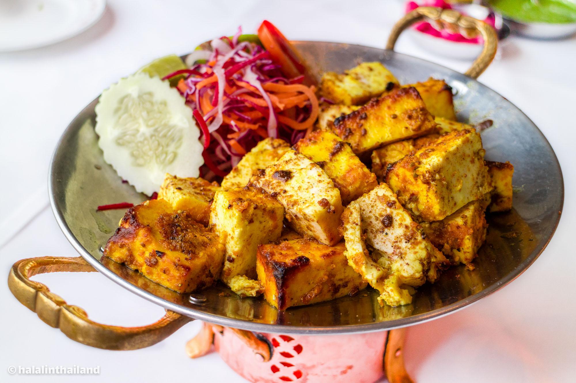 Cottage Cheese • Rang Mahal รางมาฮาล โรงแรมแรมแบรนดท์ กรุเทพฯ