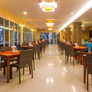 ห้องอาหารฟร้อนท์เบย์ โรงแรมกระบี่ฟร้อนท์เบย์ รีสอร์ท