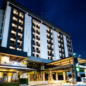 โรงแรมเซาท์เทิร์นวิว ที่พักมุสลิม ปัตตานี