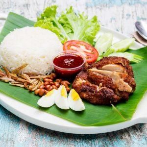 โรงอาหารราม่า Retro Halal Canteen