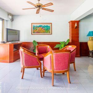 โรงแรมภูงา Phu Nga Hotel พังงา ฮาลาล