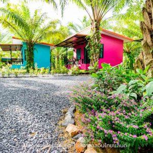 ฟารินดา รีสอร์ท Farinda Resort บ่อแสน ฮาลาล พังงา
