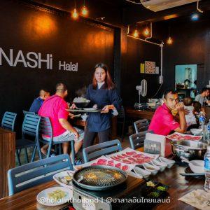 Manashi Shabut&Grill หาดใหญ่