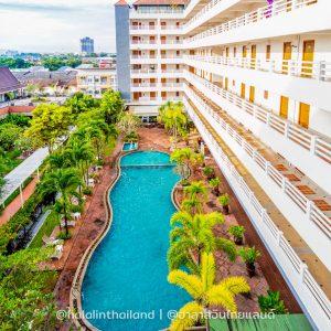 โรงแรมหาดใหญ่ พาราไดซ์ สงขลา